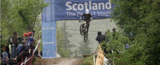 Rachel Atherton MTB Downhill at Fort William – Four by Three | Part – 1