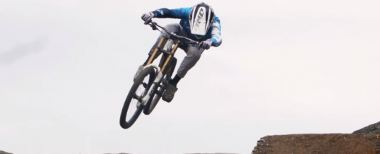 MTB Downhill Quarry Bombing – Four by Three | Part – 4